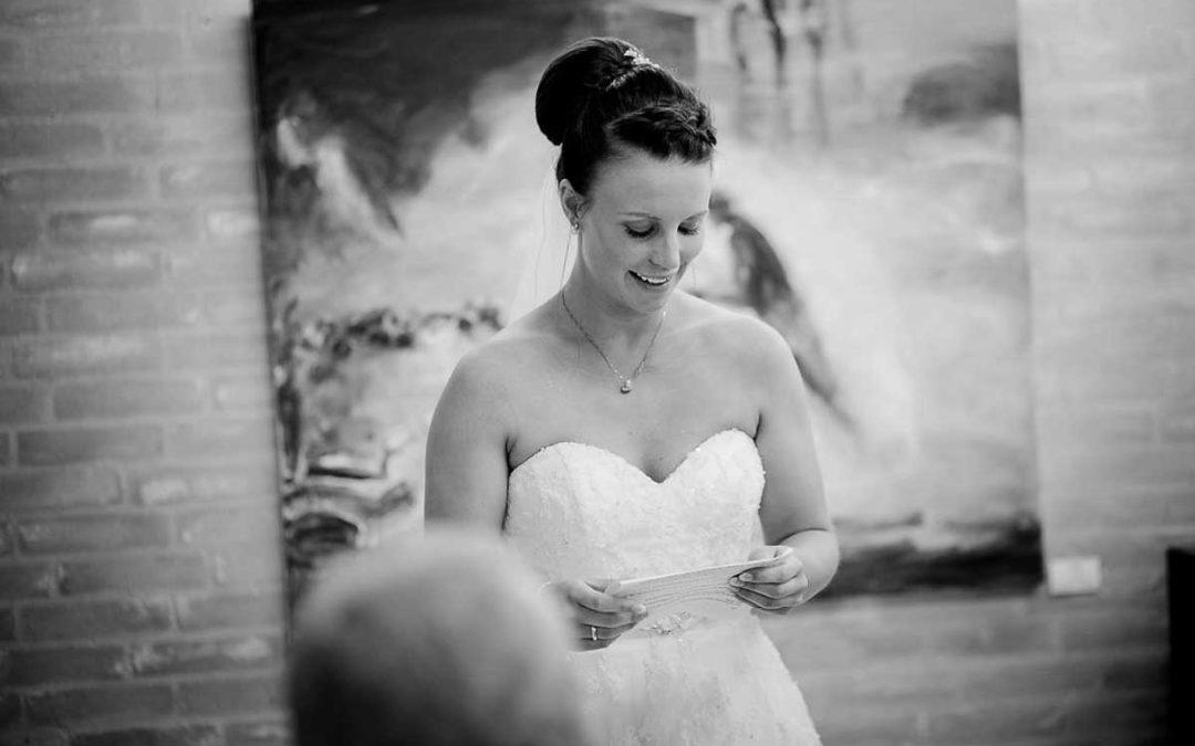 Ideas For Writing Your Own Wedding Vows