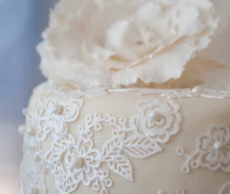 50th Wedding Anniversary Cake Topper