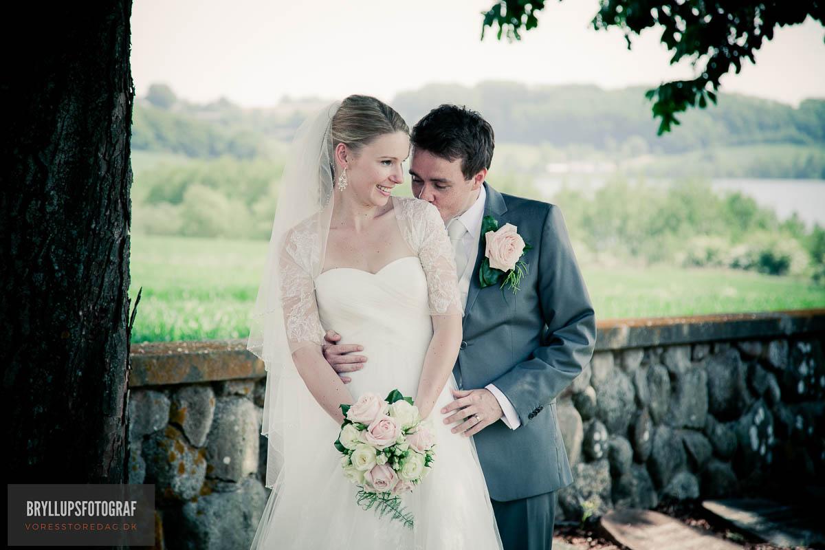 Classic lace wedding dresses