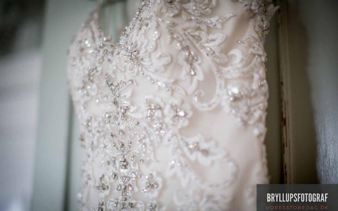 Glamorous Trumpet Designed Wedding Dresses