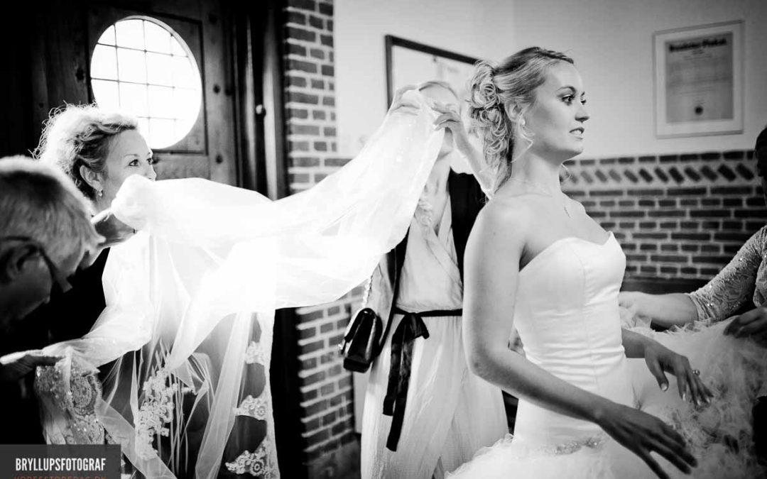 At planlægge et bryllup på et lille budget