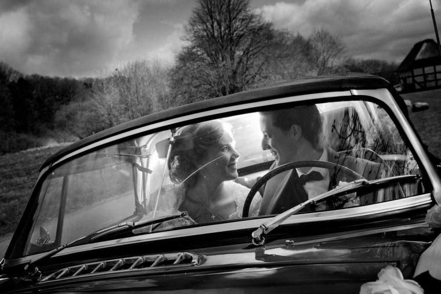 bryllupsbilleder ved vores store dag