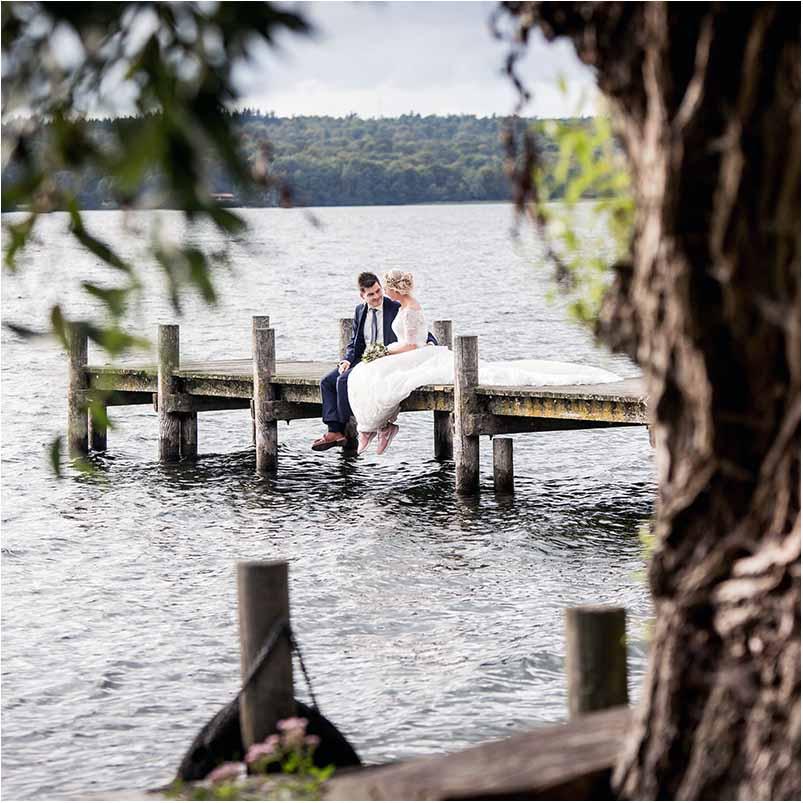 bryllupsfotograf kolding fjord