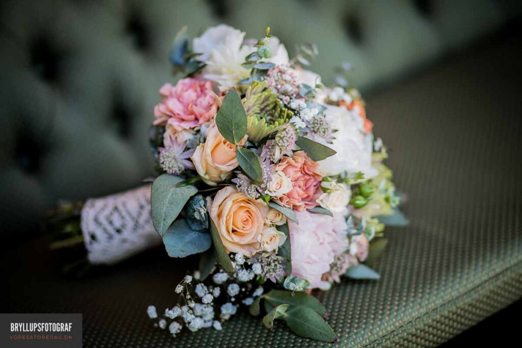 Choosing your Wedding Bouquet