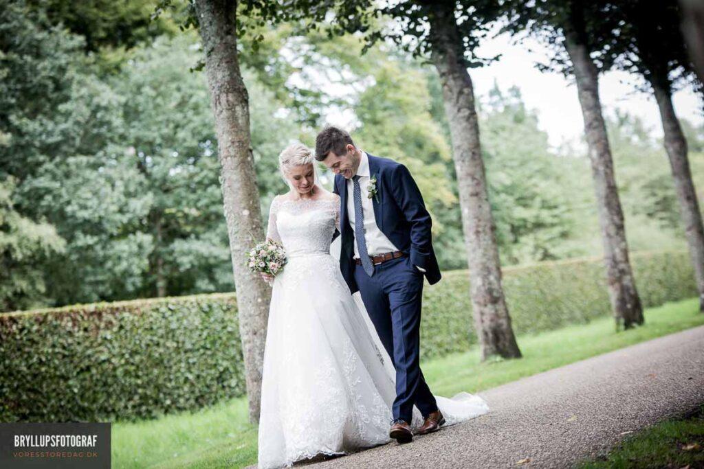 bryllup Bredsten