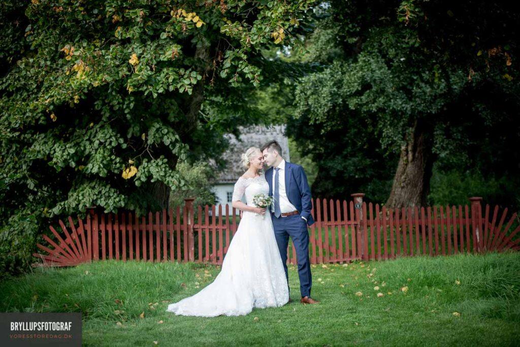 Bryllup Kolind