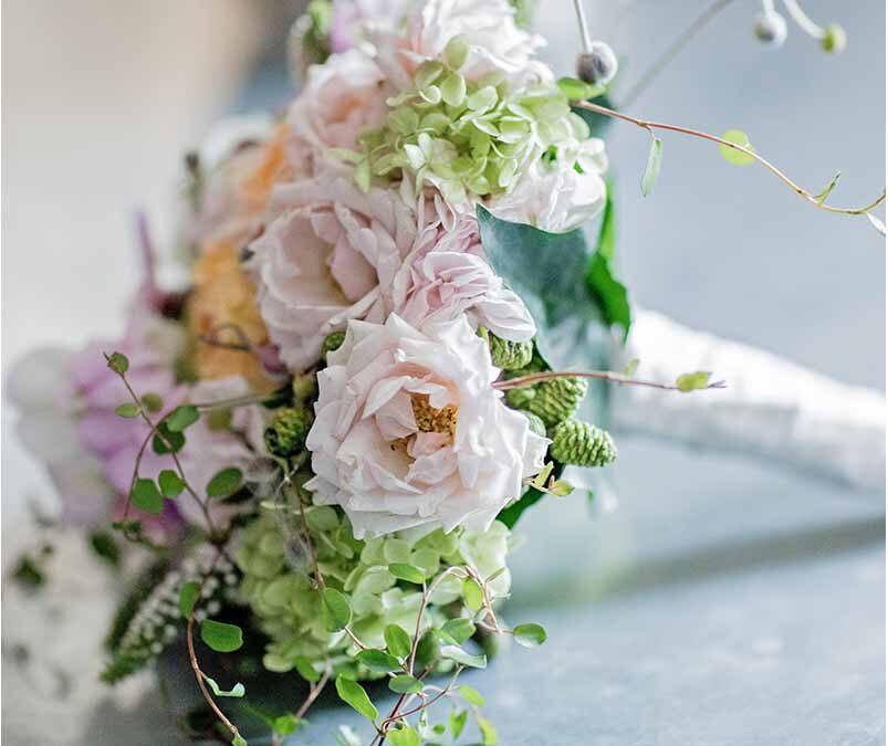 Every bride needs a wedding bouquet