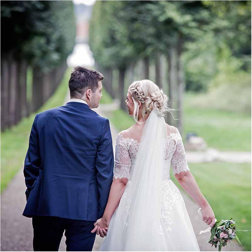 par billeder af brudepar