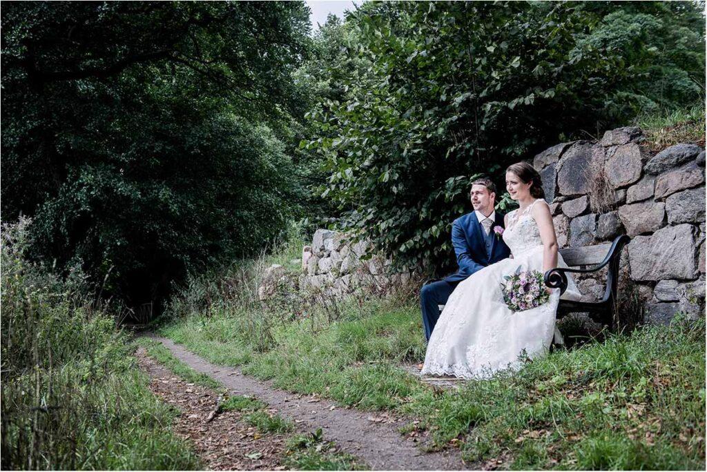 portraetter bryllup